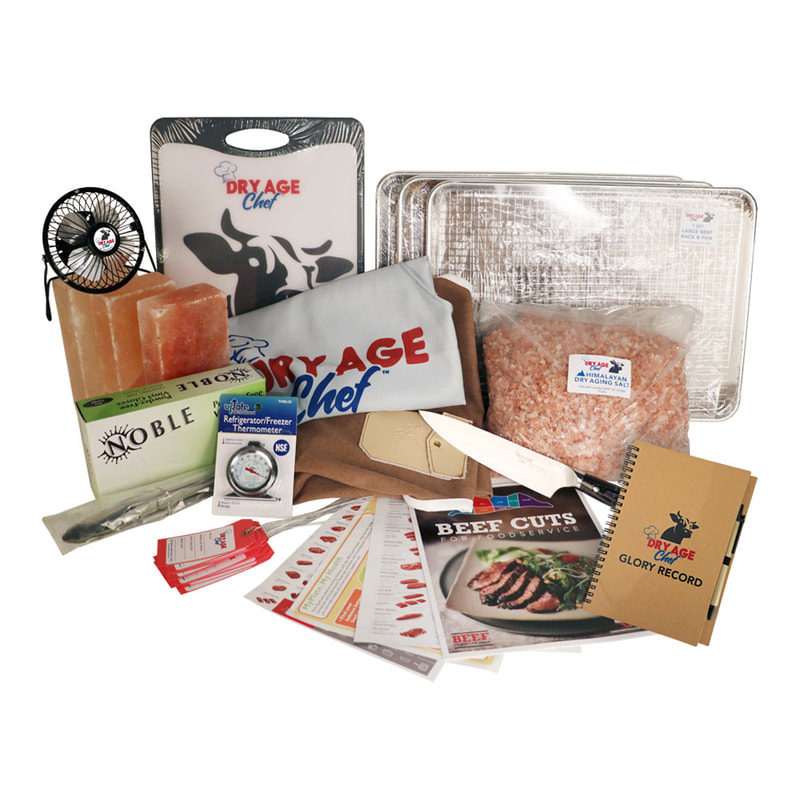 Various money-saving Dry Age Chef kits available for all